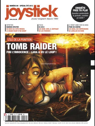 Joystick : Lara a vu le loup