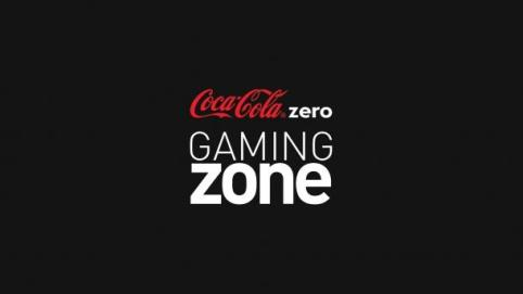 coca cola gaming zone