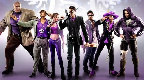 Saints Row 4 - Marketing